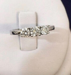 14k Gold Custom Crafted Diamond Engagement Ring*Compare at $2900