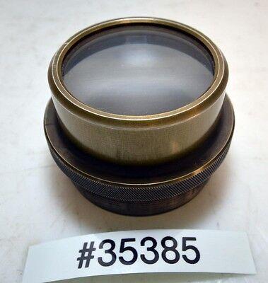 Jones And Lamson 10x Comparator Lens Inv.35385