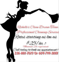Richelle's Clean Dream Team Professional Cleaning Services