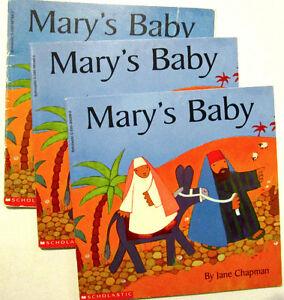 CHRISTMAS NATIVITY PACK - 16 books + 2 nativity Puzzles & Banner Windsor Region Ontario image 6