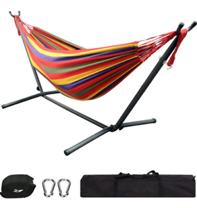 9 ft. Hammock with Stand and case