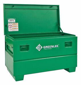 Greenlee Storage Chest model 2448