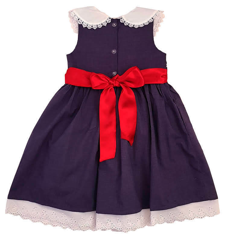 Smocked Dress Baby Toddler Girls Handmade Vintage Australian Classic New Styles