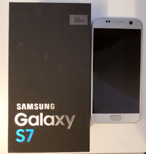 Samsung S7 excellent condition $175.00 each.  Two available.