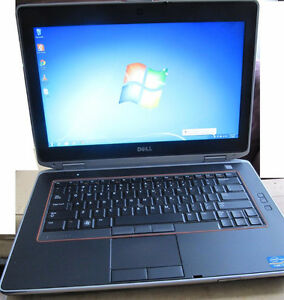 """Dell Latitude Laptop Core i7 (2.gen) -14"""" HD NVIDIA Optimus"""