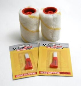 ACCUBRUSH REFILL KIT FOR MX AND XT PAINT EDGER ROLLER