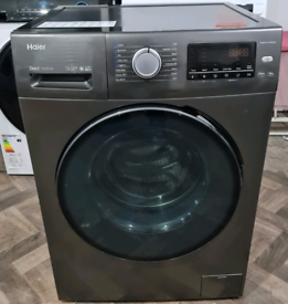 Brand New 8kg Haier Washing Machine Graphite - Free local delivery