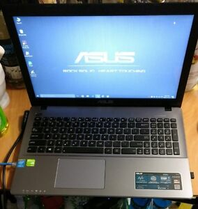 ASUS K550JD - BOXED / Receipt - EXTENDED WARRANTY, Loaded