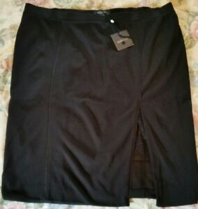 Plus Size Skirts - 1 brand new evening skirt + good condition