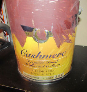 CASHMERE Brown Paint - About 1/2 CAN Gatineau Ottawa / Gatineau Area image 2