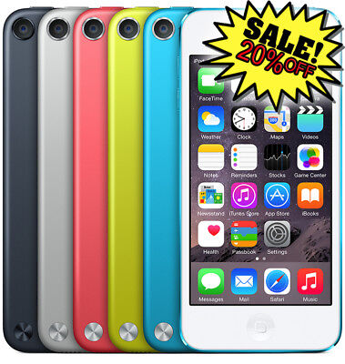 ✔ Apple iPod touch 5th Generation 16GB / 32GB  / 64 GB