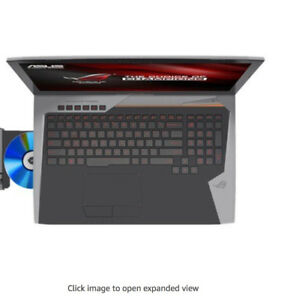 Brand New ASUS ROG G 752 VL Gaming Laptop never used