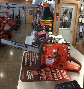 Husqvarna chainsaw  390Xp