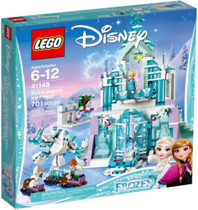 LEGO Disney Princess, Frozen: Elsa's Magical Ice Palace #41148