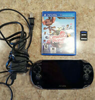 Ps Vita with Little Big Planet and Call of Duty