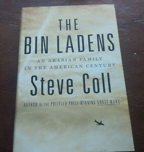 The Bin Ladens, by Steve Coll, 2008