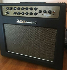 Traynor YCS50 - TUBE Amp - 50 Watts GREAT Condition! PAID 1000$
