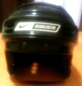 Child's Bauer adjustable helmet