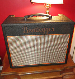 bootlegger 15 Blues All tube has Vox ac15 circuit