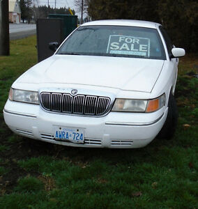 FOR SALE 2002 MERCURY GRAND MARQUIS