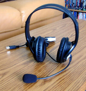 Casque d'écoute Windows LifeChat LX-3000