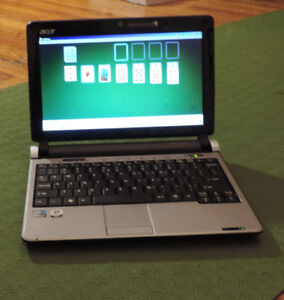 Acer Aspire ONE D250 Notebook+Charger