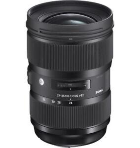 Sigma Canon 24-35mm F/2 DG HSM ART