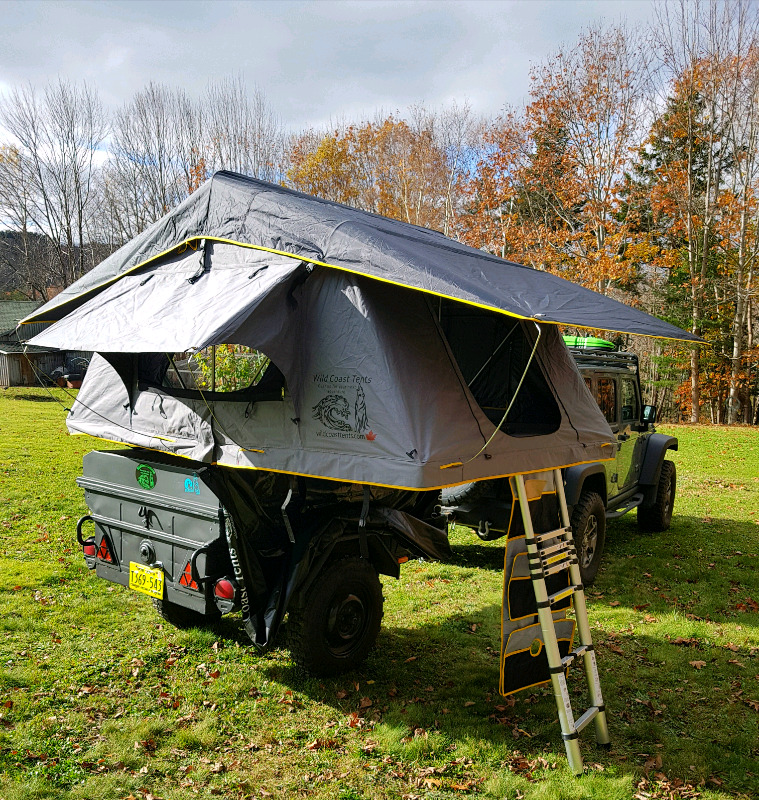 Listing item & Roof top tents canada | Cargo u0026 Utility Trailers | Annapolis ...