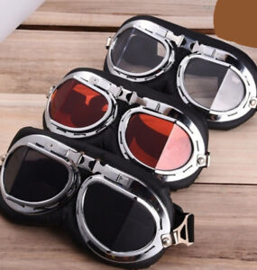 lunette Goggles Pilot Style motorcycles