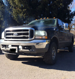 2003 Ford F-250 Power, Fast, Reliable Pickup Truck