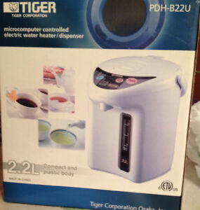 TIGER 2.2 LITRE INSTANT HOT WATER DISPENSER