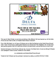 March Break FUNzone