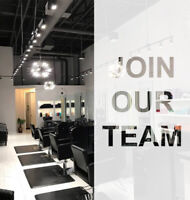 HAIR STYLISTS CHAIR RENTAL OPPORTUNITY - COME JOIN US!!!