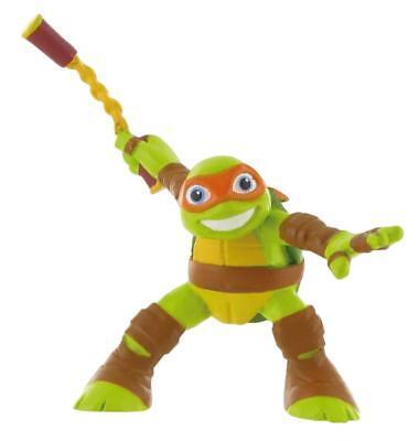 die Schildkröten Ninja Figürchen Michelangelo 7 cm Teenage Mutant Turtles 99613 (Mutanten Ninja Schildkröten)