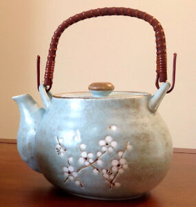 Japanese Teapot & Cups