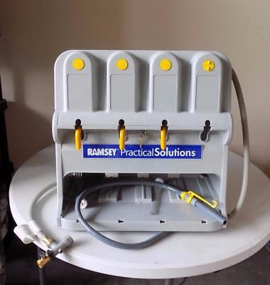 - Ramsey 6312900 4 Button Chemical Mixing Dispenser Unit