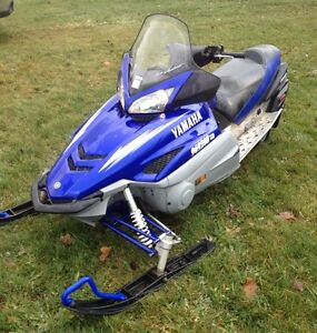 2007 Yamaha Vector in excellent shape
