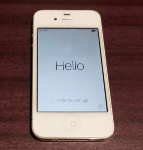 Apple iPhone 4s 32GB White (Like New Condition)