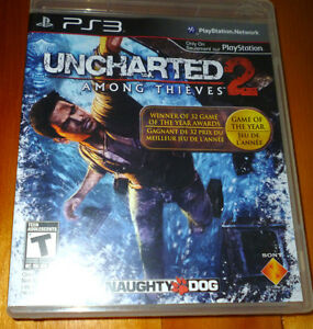 Uncharted 2: Among Thieves, PS3