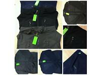 Boss mens jackets all sizes and many colours.