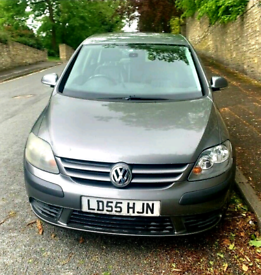image for AUTOMATIC VW GOLF PLUS, 2005 5-dr 11 M MOT £995