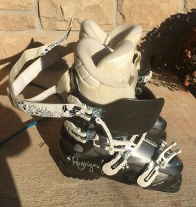 Rossignol Downhill Ski Boots - 24.5 (size 6.5)