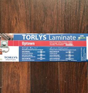 "$300 reward for Torlys ""uptown"" laminate"