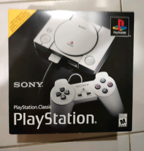Playstation Classic - brand new sealed