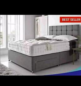 ⭕❌⭕❌BRAND NEW DIVAN BEDS & MATTRESS, DELIVERED FREE🚚📍👌🏼