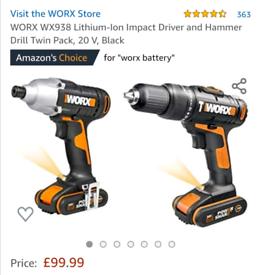 Impact driver hammer drill