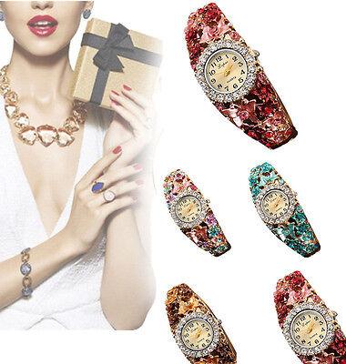 Women's Casual Sports Fashion Luxury Bracelet Watch Diamond Bling Wrist Watch BH