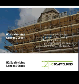 Scaffolding Hire London
