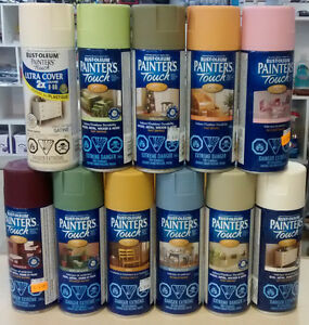 PEINTURE SATINÉ RUST-OLEUM PAINTER'S TOUCH
