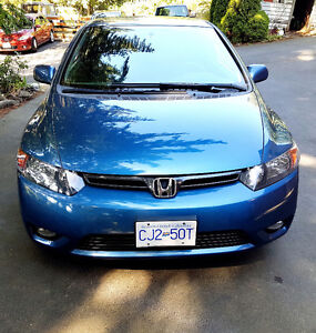 2007 Honda Civic LX Coupe (Price is Negotiable)